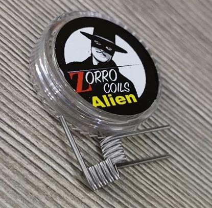Picture of zorro coil ohm 15