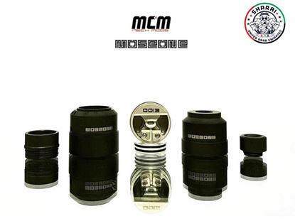 Picture of mose 1 rda by mcm