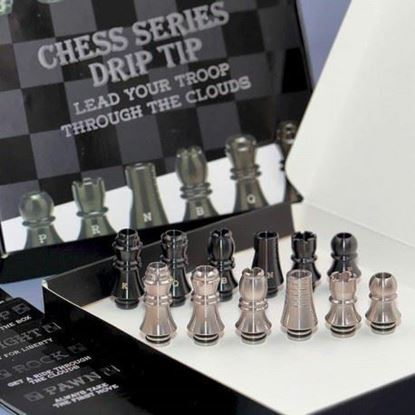 Picture of chess series drip tip