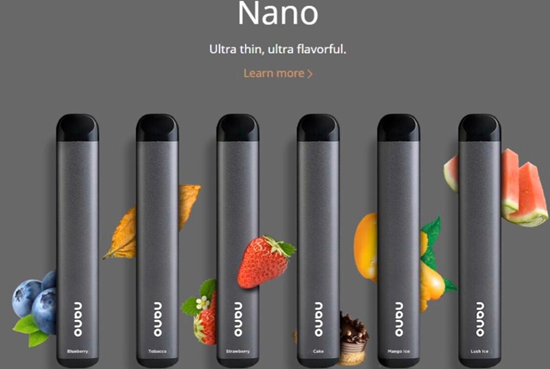 صورة nano disposable pod device