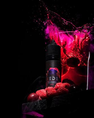 صورة xede pomegranate mixed berries 3mg