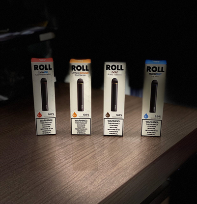 Picture of roll disposable
