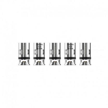 صورة VOOPOO Replacement PnP-VM5 Mesh Coil Heads for VOOPOO DRAG S / DRAG X VW Mod Pod Vape Kit - 0.2ohm (40~60W) (5 PCS)