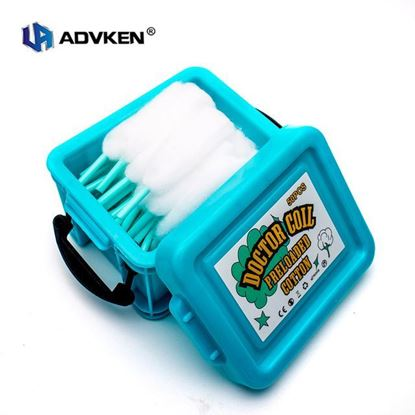 Picture of Advken Doctor Coil Shoelace Preloaded Cotton