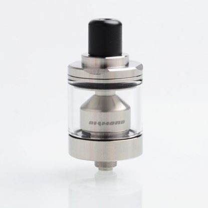 صورة Damn Vape Diamond MTL RTA Rebuildable Tank Atomizer - 2ml / 3.5ml, 22mm Diameter