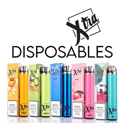 Picture of Xtra Disposable Device 1500 puffs