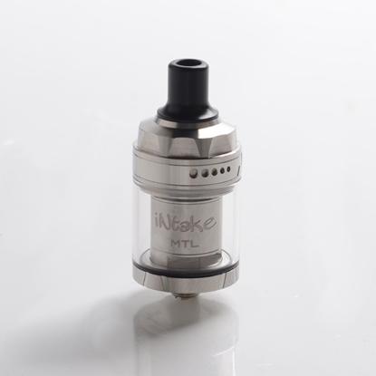 Picture of Augvape Intake MTL RTA Rebuildable Tank Vape Atomizer - Glass, 3.1ml / 4.6ml, 24mm Diameter