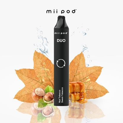 Picture of Mii Pod DUO Disposable Pod 1500 Puff