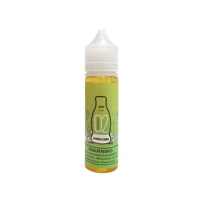 Picture of number eliquid aloe vera juices 3mg