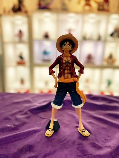 Picture of ONE PIECE LUFFY FIGURE