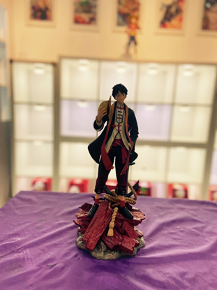 Picture of ONE PIECE LUFFY FIGURE BIG